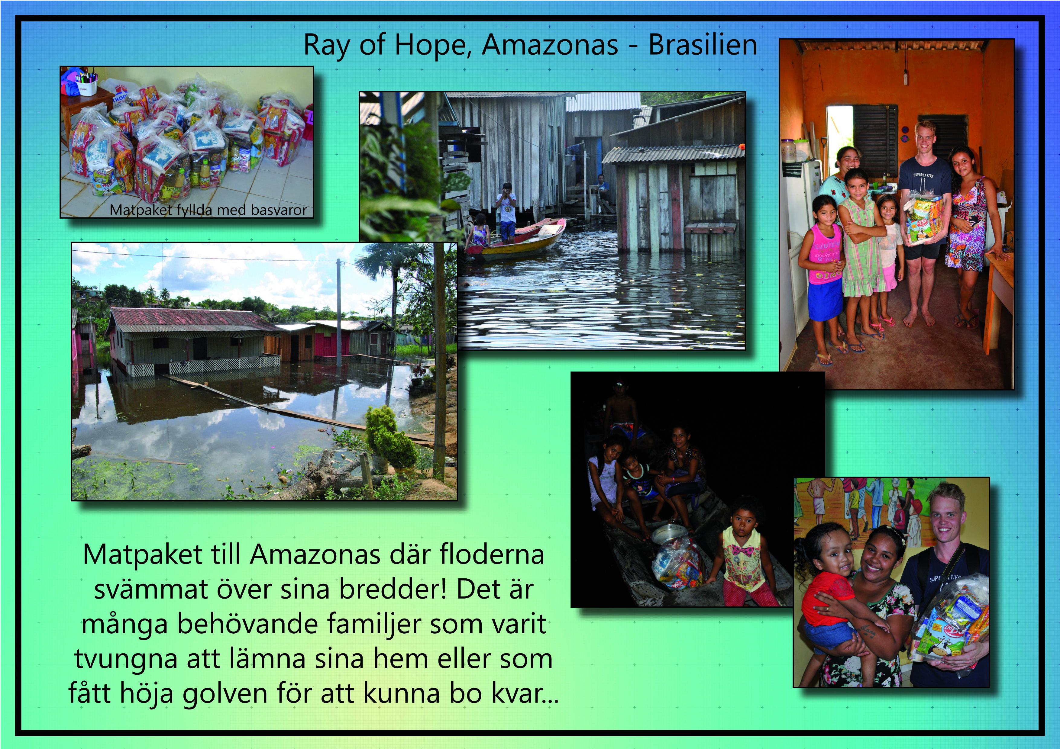 Amazonas i juni 2015